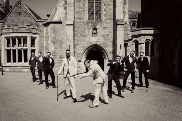 1 265 600x400 - Lyndsey & James - Alverton Manor Wedding