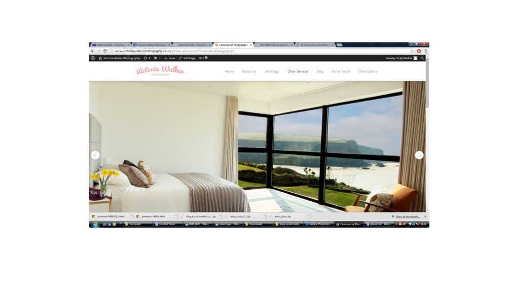 Commercial interior photography cornwall 1024x576 1 - New Website has launched! Victoria walker photography