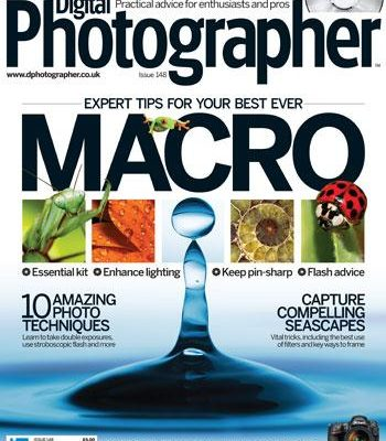 DP Mag 350x400 - Interview in Digital Photographer Magazine