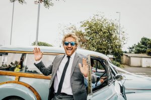 1 104 300x200 - Timmy and Staceys Newquay Wedding