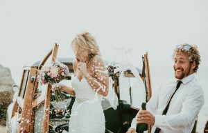 1 238 300x193 - Timmy and Staceys Newquay Wedding