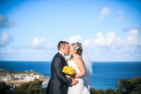 1 271 600x400 - Tregenna Castle Wedding - Hayley and Sean