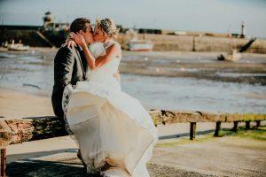 1 223 300x200 - Kerry and Joe - Carbis Bay Hotel Wedding