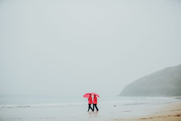 1 136 1 600x400 - Clare and Pams Elopement Tregenna Castle