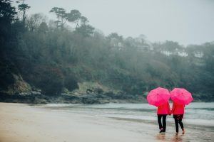 1 147 300x200 - Clare and Pams Elopement Tregenna Castle