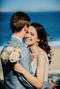 1 271 203x300 - Carbis Bay Hotel Wedding