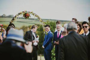 1 168 300x200 - Trevenna Barns Wedding - Grace and Sam