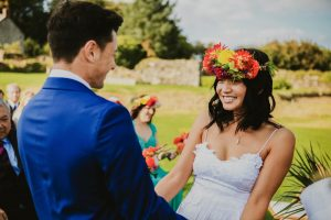 1 275 300x200 - Trevenna Barns Wedding - Grace and Sam