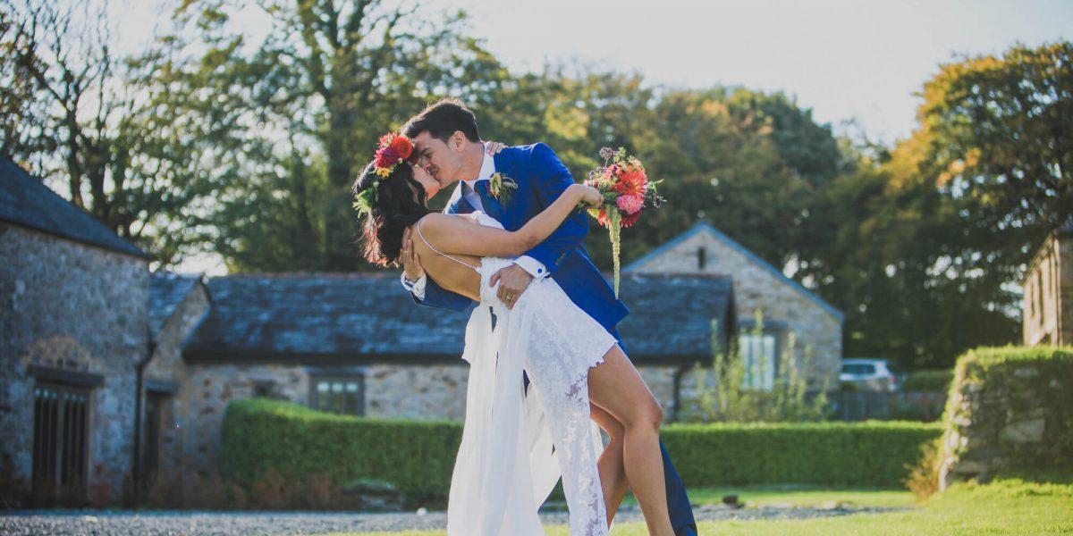 1 439 1200x600 - Trevenna Barns Wedding - Grace and Sam