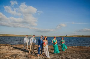 1 468 300x197 - Trevenna Barns Wedding - Grace and Sam