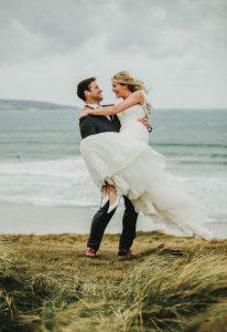 01 527 206x300 - Carbis Bay Hotel Wedding
