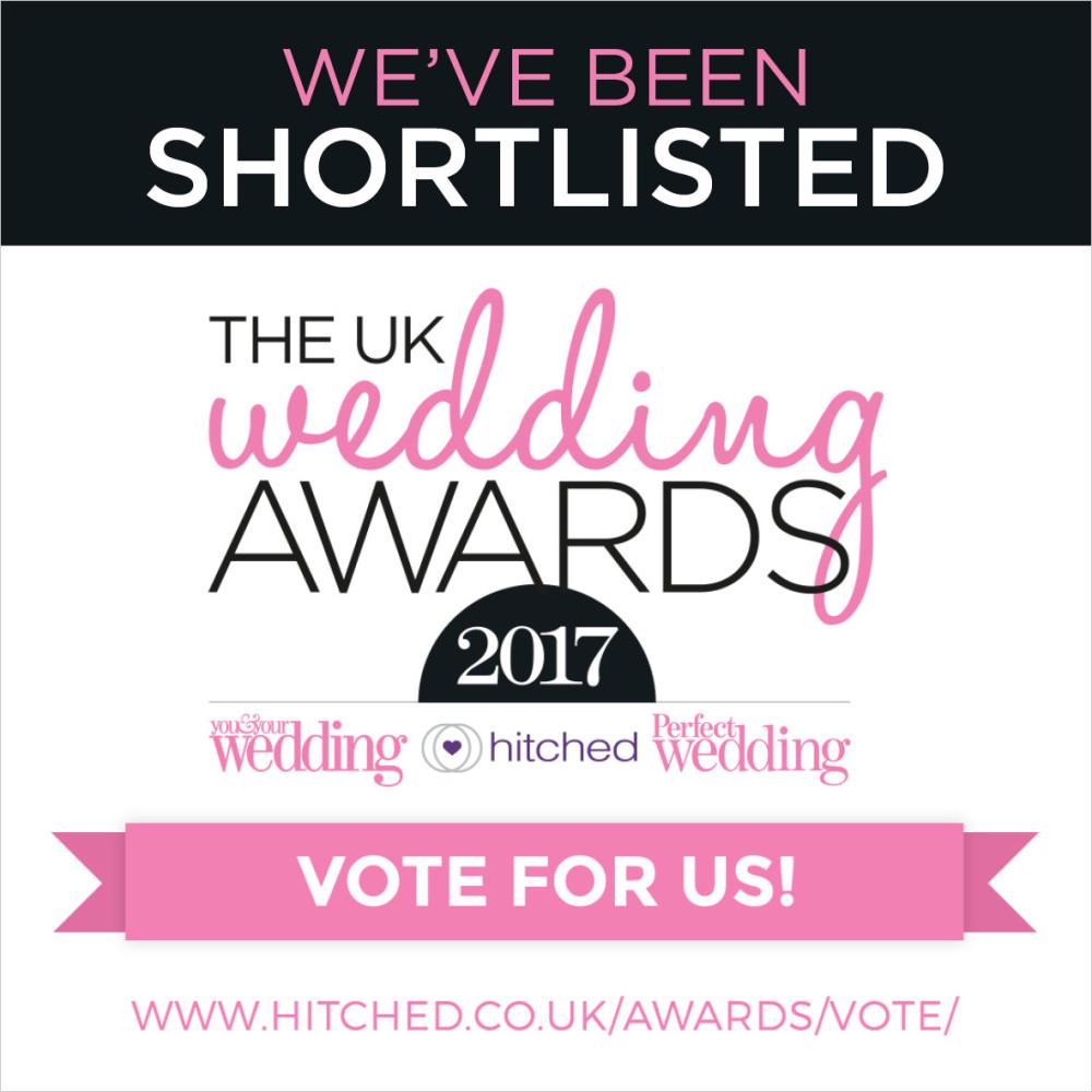 UKWA shortlisted social media 1000x1000 1 - UK Wedding Awards