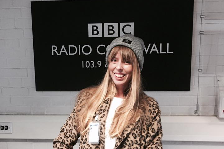 BBC Radio Cornwall Photographer - BBC Radio Cornwall Interview