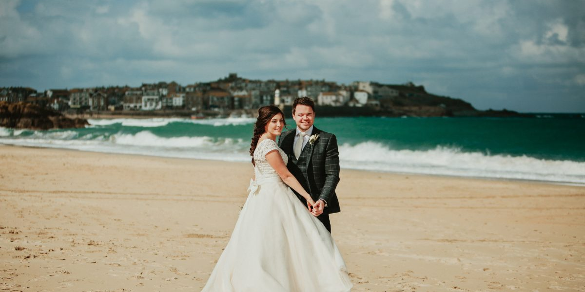 DA 390 1200x600 - Alice and Dans Wedding at The Harbour Hotel St.Ives