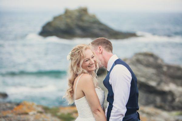 porth en alls wedding 600x400 - Porth En Alls Wedding