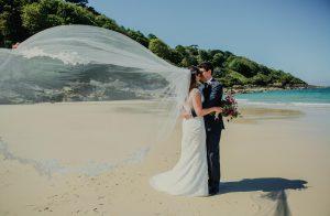 CR 391 300x196 - Carbis Bay Beach Club Wedding