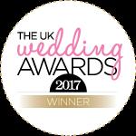 uk wedding awards winner badge 2017 - Welcome to Victoria Walker Photography