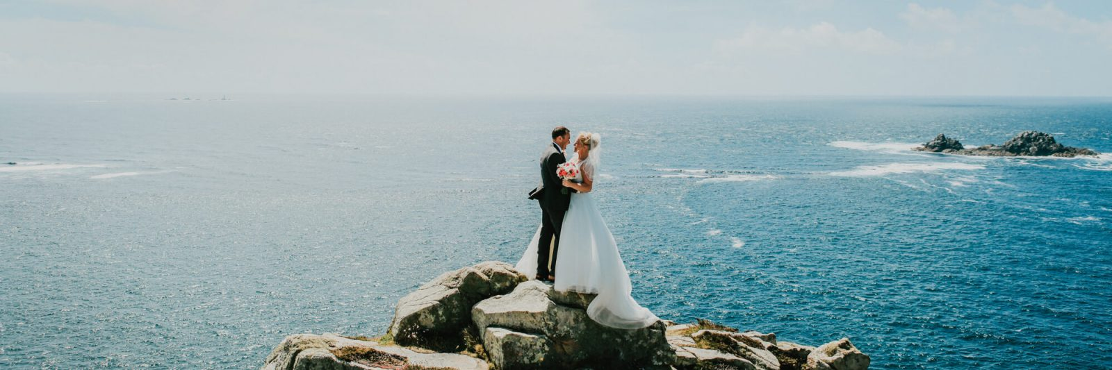 Cape Cornwall Wedding Photographers 1600x533 - Photography Style